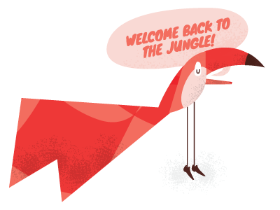 Welcome Back to the Jungle