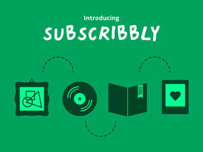 Introducing Subscribbly