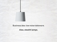 Stealth Lamps