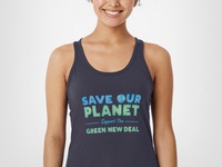 Support the Green New Deal