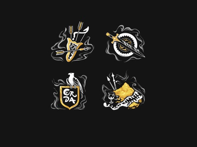 golden horde icons