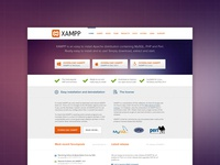 Unofficial XAMPP redesign