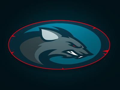 Rat logo logodesign rat rats graphic logosport sport