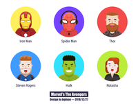 The Avengers illustrator