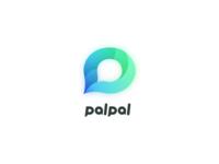 Palpal logo design