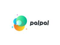 Palpal logo design2