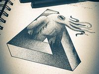 Cthulhu triangle
