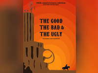 The Good, The Bad and The Ugly Film Poster