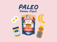 Paleo Banana Bread 1