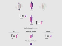 Tce...Loaded Logo dise photoshop creative graphic illustrator marketing logotype illustration brand logodesigns logos designer graphicdesigner logodesign art logodesigner branding graphicdesign design logo