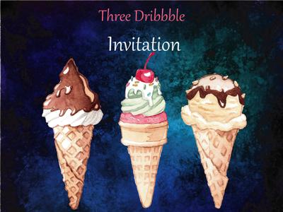 Three Invitation