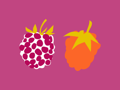 Frutos Rojos branding design food illustration fruit illustration vector illustration latinx latinamerican fruit berry digital illustration adobe illustrator illustration