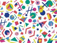 Snapxam Branding Identity : Geometric Pattern