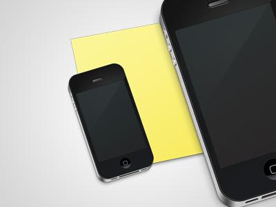 Apple iPhone 4G icon icon iphone apple grey yellow