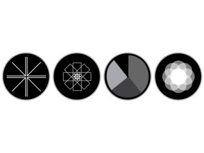Round Buttons ui design button icon