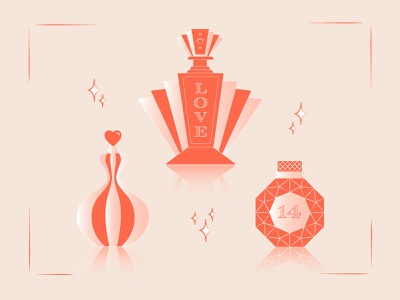 Love Potion valentines potions vector minimal graphic simplistic illustration