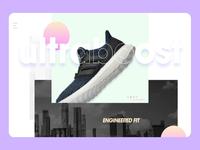 Ultraboost site