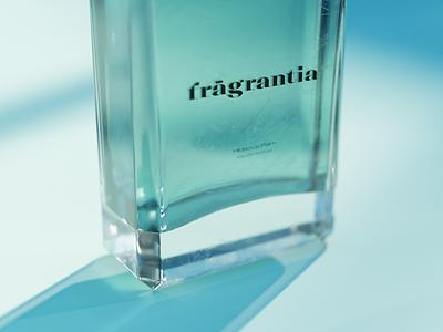 Fragrantia product scene octane concept cinema4d c4d cinema 4d art 3d art 3d product shot design illustration fragrance graphic design graphics brand branding