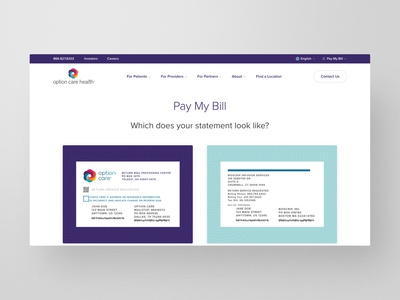 Bill Pay Workflow & UI