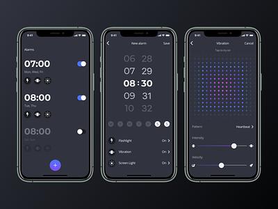 Alarm app for deaf people app deaf alarm clock alarm app alarm