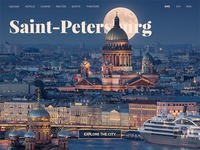 Welcome to St Petersburg