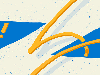 Letter Z publication portfolio lettering illustration design