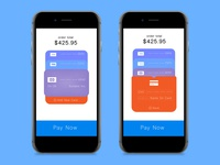 Daily UI Challenge 002 - Credit Card Form (Mobile)
