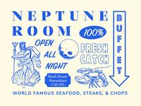 Neptune Room Brand Samples