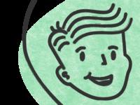 Character Logo - Texture