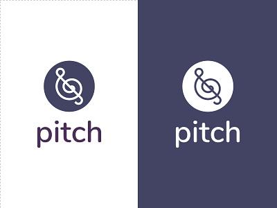 Daily Logo Challenge 09 - Music Streaming Startup pitch illustration illustrator typography type vector wordmark music dailylogo dailylogochallenge design identity branding brand logo