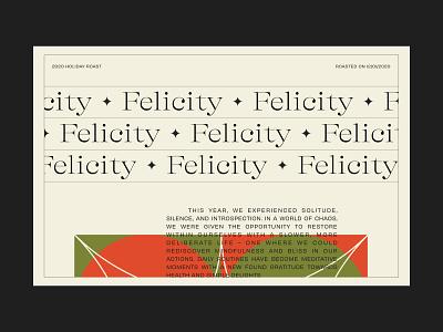 Felicity Coffee: Website minneapolis minimalism coffee illustration branding interface website