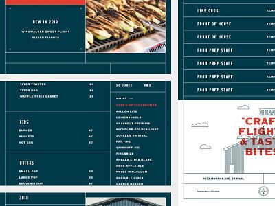 The Hangar 2.0 website website design ui ux illustration menu page interfacedesign interface design hangar airplane