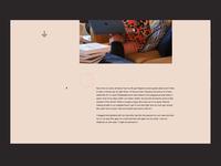 AS Portfolio – Selected Work Interaction