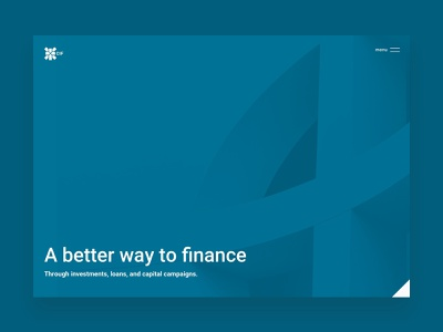 Financial Investment 1 money clean loans investment financial minimalism design ux interface web design