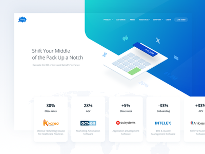 Isometric Calculator vector calculator illustration ux ui design web 3d 2d isometric