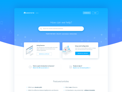 Documentation Page 2d 3d illustration website web vector ux ui flat design