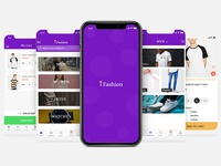 i Fashion e-commerce App