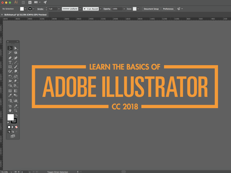 My 2nd Skillshare Class graphic design art director adobe illustrator typography logo creative course class freelance design skillshare