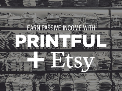 Skillshare Class on Printful + Etsy