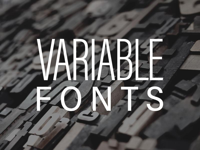 Skillshare Class on Variable Fonts creative direction art direction graphic design illustrator tutorial class video creative design fonts typography skillshare