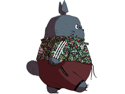 March of the Hypemon: Totoro
