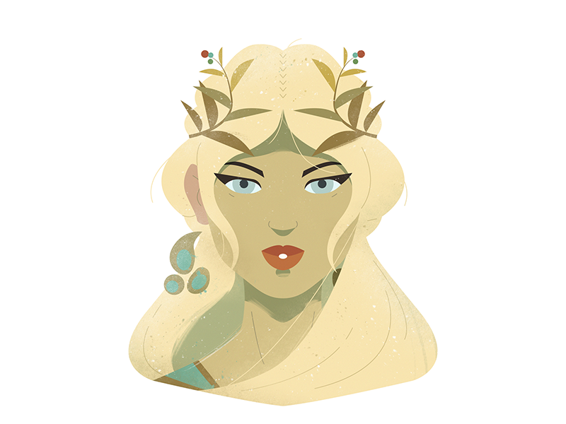 Aphrodite By Kevin Kwong On Dribbble