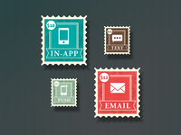 Marketing Stamps