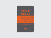 Field Notes DDC Hardware Special Edition