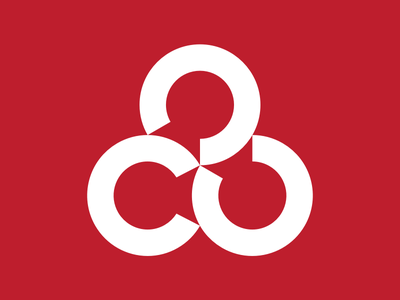 CCC Logo in color red c circle logo