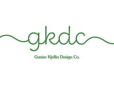 GKDC Script Dribbble vector typography type script logotype logo design logo eldwin design color branding