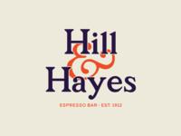 Hill & Hayes Espresso Bar
