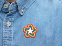 Pride '18 Enamel Pin