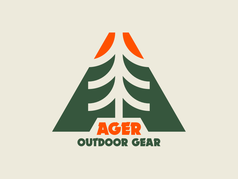 Ager outdoor gear dribbble