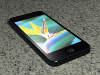 iPhone 5 Textured